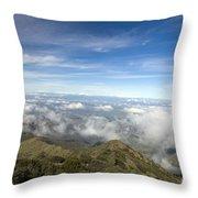 Mount Diablo State Park Throw Pillow