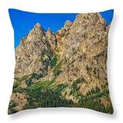Mount Saint John Throw Pillow