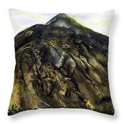 Mount Teide Tenerife  Throw Pillow