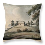 Mount Vernon, 1800 Throw Pillow