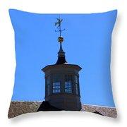 Mount Vernon Cupola Throw Pillow