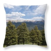 Mountains Co Mueller Sp 1 Throw Pillow