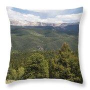 Mountains Co Mueller Sp 2 Throw Pillow