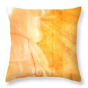 Mouse Number 7 Throw Pillow by Scott Norris