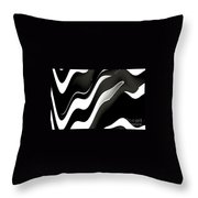 Moveonart Justatouch Omnetra Throw Pillow