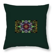 Moveonart Neverseenbeforestar Omnetra Throw Pillow