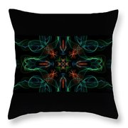 Moveonart Springrenewalstar Omnetra Throw Pillow