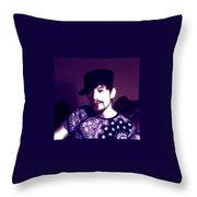 Moveonart Thewaywewere Throw Pillow