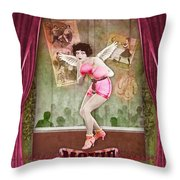 Moxie Throw Pillow
