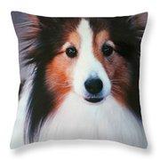 Moxie Throw Pillow