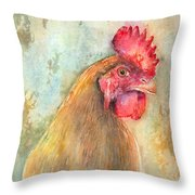 Mr.- In Love With Mrs. Throw Pillow