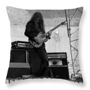 Mrdog #21 Throw Pillow