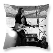 Mrdog #36  Throw Pillow