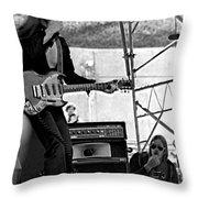 Mrdog #36 Crop 2  Throw Pillow