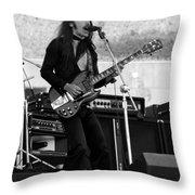 Mrdog #37 Throw Pillow