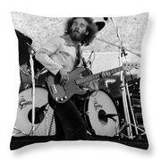 Mrdog #65 Throw Pillow