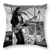 Mrdog #98 Throw Pillow