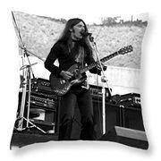 Mrdog #99 Throw Pillow