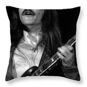Mrmt #3 Throw Pillow