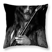 Mrmt #52 Throw Pillow