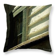 Mrs. Cameron's Window Throw Pillow