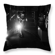 Mrush #33 Throw Pillow