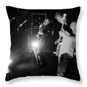 Mrush #35 Throw Pillow