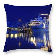 Ms Hanseatic Throw Pillow