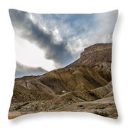 Mt. Garfield - Special Edition Throw Pillow
