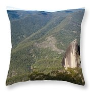 Mt Gilbrator Np - The Pinnicals Throw Pillow