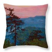 Mt. Greylock Throw Pillow