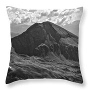 Mt. Lindsey Throw Pillow