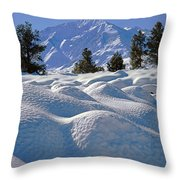 2m6403-mt. Tom From Sherwin Grade V Throw Pillow