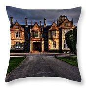Muckross House - Killarney National Park - Ireland Throw Pillow