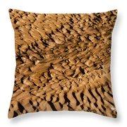 Mud Designs Throw Pillow