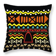 Mudhouse Throw Pillow