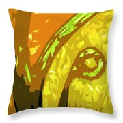 Mudlark Panel 1 Throw Pillow