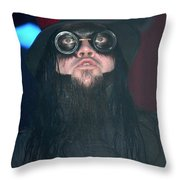 Mudvayne Throw Pillow