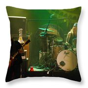 Mule #11 Throw Pillow