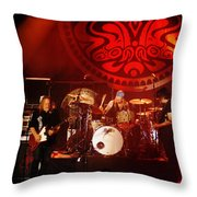Mule #2 Throw Pillow