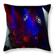 Mule #3 Throw Pillow