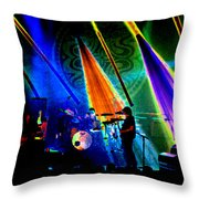 Mule #35 Psychedelically Enhanced 2 Throw Pillow