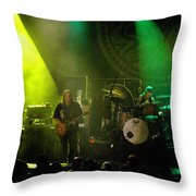 Mule #8 Throw Pillow