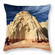 Multi-colored Mound Throw Pillow