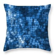 Multitude-04 Throw Pillow