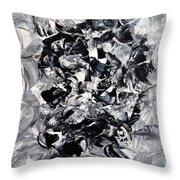 Multitude Throw Pillow by Isabelle Vobmann