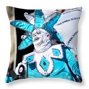 Mummer21 Throw Pillow