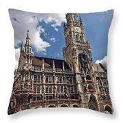 Munich Germany Throw Pillow