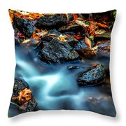 Munising Falls IIi Throw Pillow