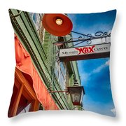 Musee Conti - Wax Museum 2 Throw Pillow
